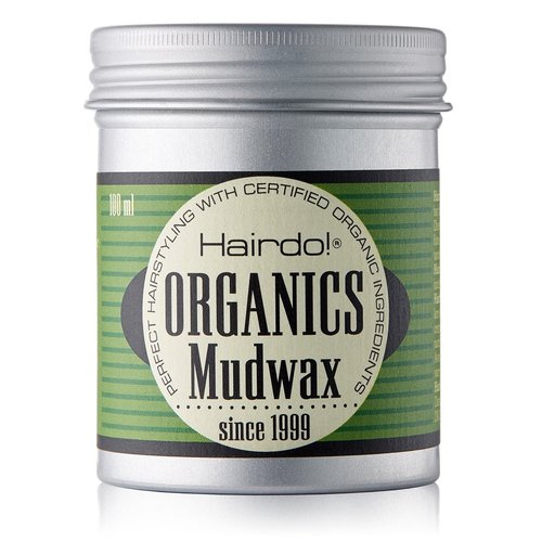 Hairdo Organics Mud Wax 100ml