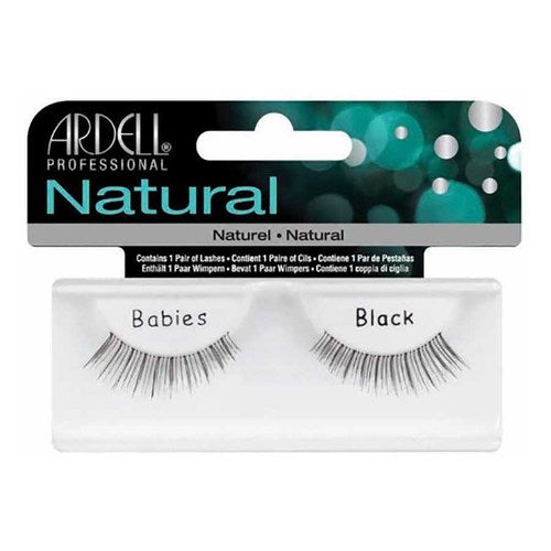 Ardell Natural Lashes - Babies Black