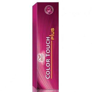 Color Touch Plus 55/04 Intense Light Natural Red Brown