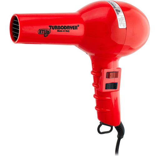 ETI Turbo Dryer 2000 1400-1600w Red