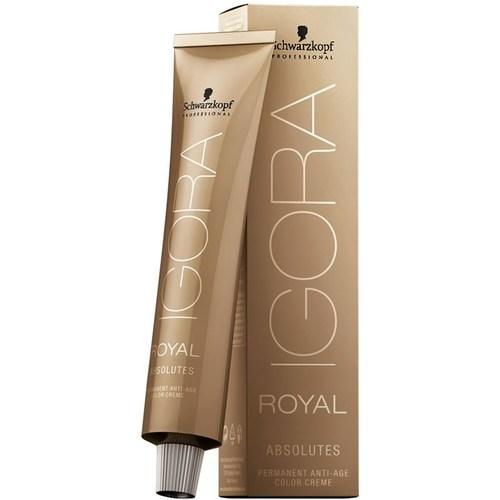 Igora Absolutes 7-50 - Medium Blonde Gold Natural