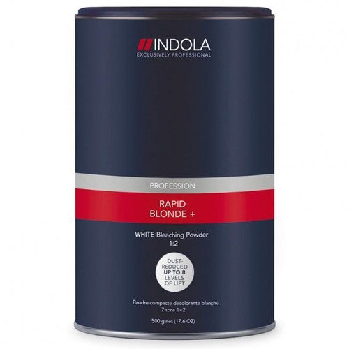 Indola Rapid Blonde Dust Free Bleach White 500g