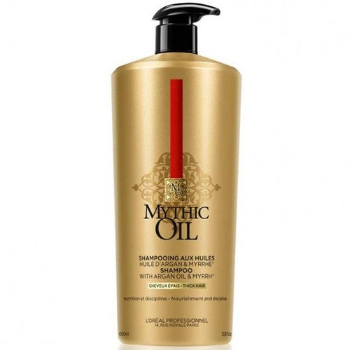 L'Oreal Mythic Oil Shampoo For Thick Hair 1000ml