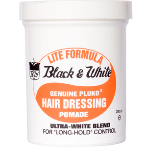 Black & White Pomade Light 200ml