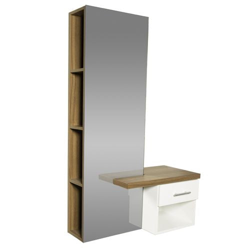 Geneva Styling Unit with Link Cabinet