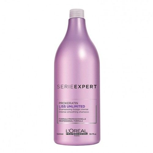 L'Oreal Série Expert Liss Unlimited Smoothing Shampoo 1500ml