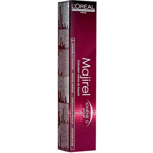 Majirel 10.21 - Lightest Iridescent Ash Blonde