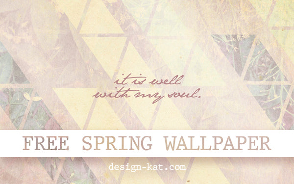 Free Spring Wallpaper Download