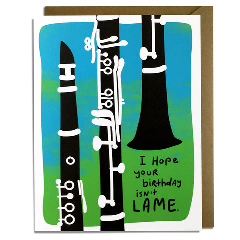 Lame Birthday - Birthday Card Wholesale
