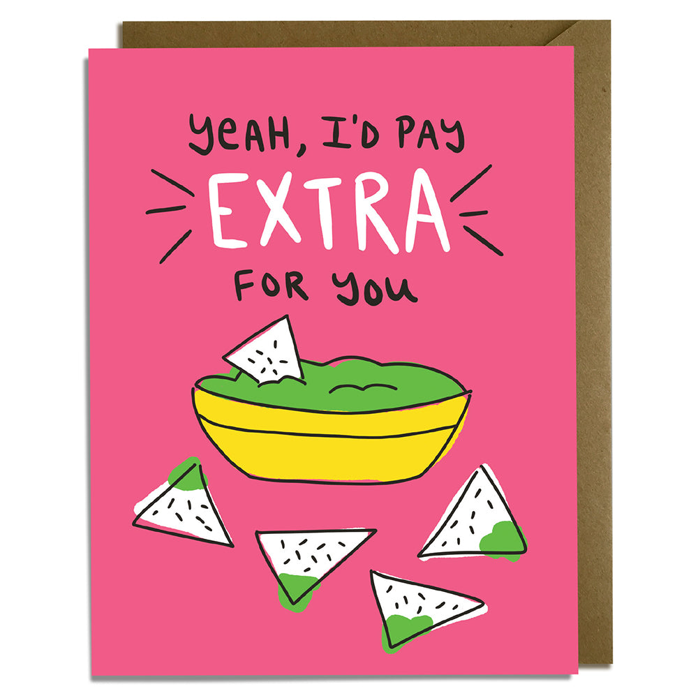 Pay Extra Love Card