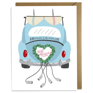 Sweet Ride - Wedding Card Wholesale