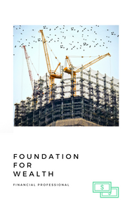 Foundation For Wealth ebook cover