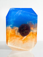 Aquarius Crystal Soap