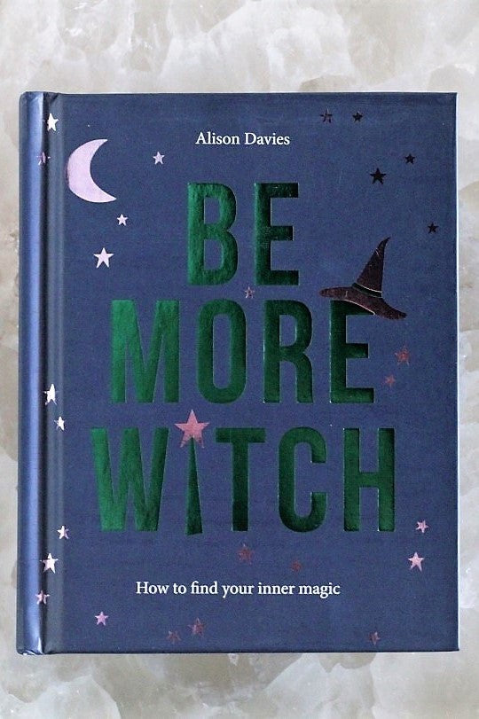 Be More Witch by Alison Davies