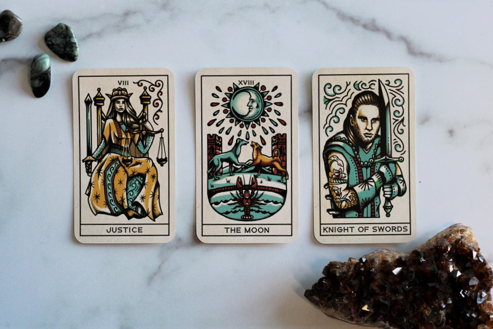Tattoo Tarot: Ink & Intuition - Selene Stone