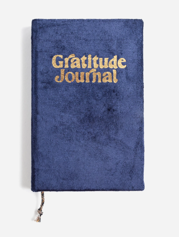 Navy Gratitude Journal