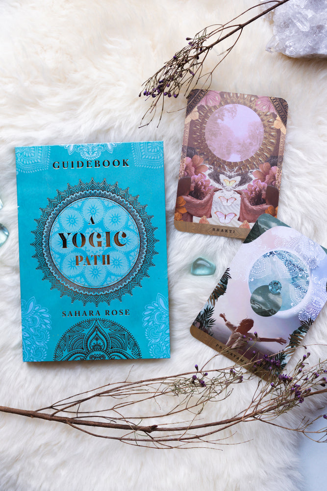 A Yogic Path Oracle Deck - Selene Stone