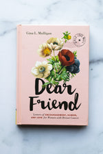Dear Friend: Letters of Encouragement, Humor, and Love