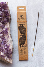 Quoth The Raven: Orange & Spice Incense Sticks