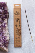 Herbal Renewal: Rosemary & Lavender Incense Sticks