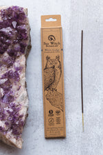 The White Lodge: Fir and Cedar Incense Sticks