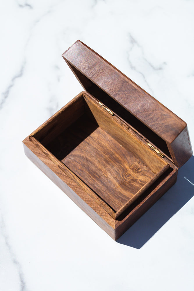 Celestial Inlay Box