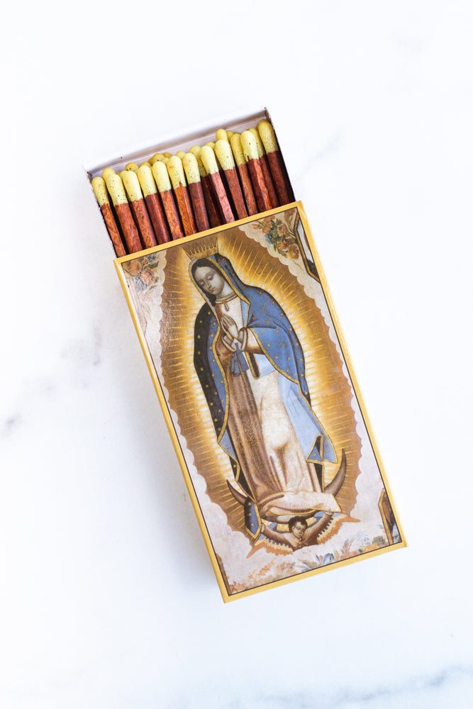 Our Lady of Guadalupe Matches