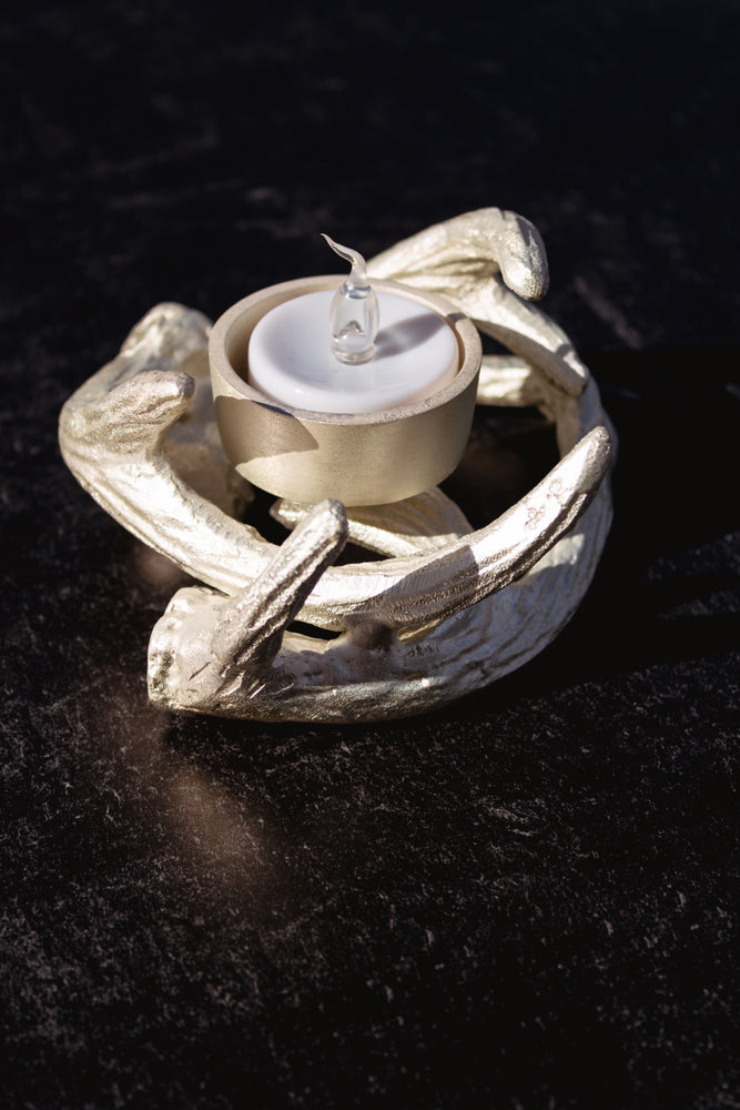 Antler Tealight Holder