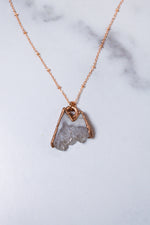 Crystal Mountain Necklace