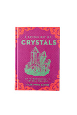 A Little Bit of Crystals: An Introduction to Crystal Healing by Cassandra Eason - Selene Stone