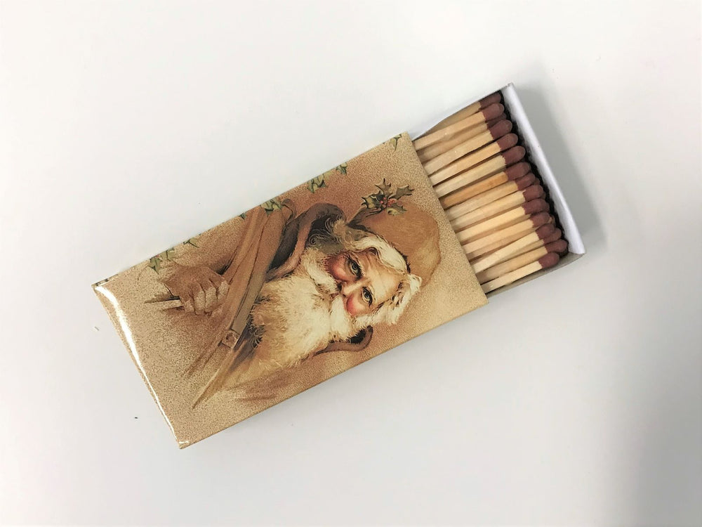 Father Christmas Matches