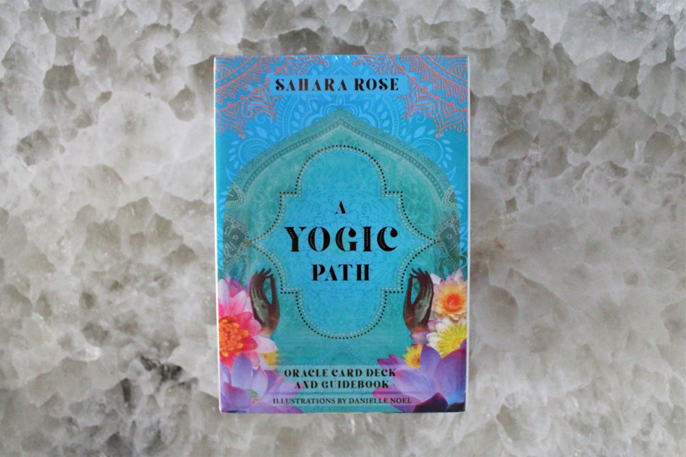 A Yogic Path Oracle Deck