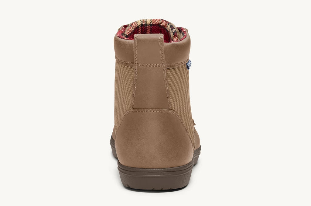 Lems Boulder Boot UK Sizes - Brown