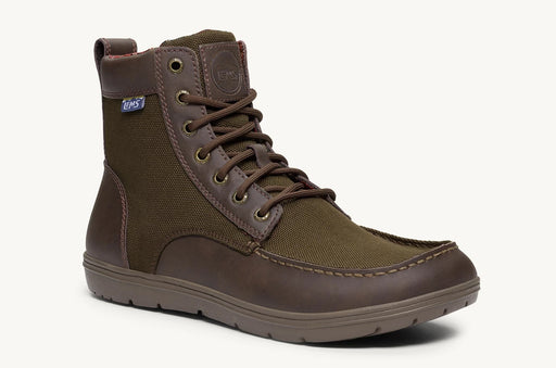 Lems Boulder Boot UK Sizes - Timber