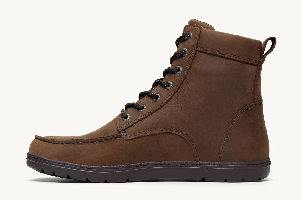 Lems Boulder Boot Water-resistant - Weathered Umber