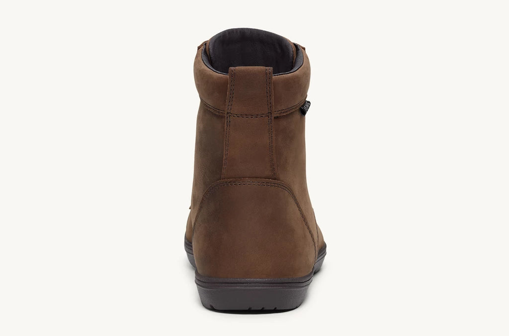 Lems Boulder Boot Waterproof - Weathered Umber