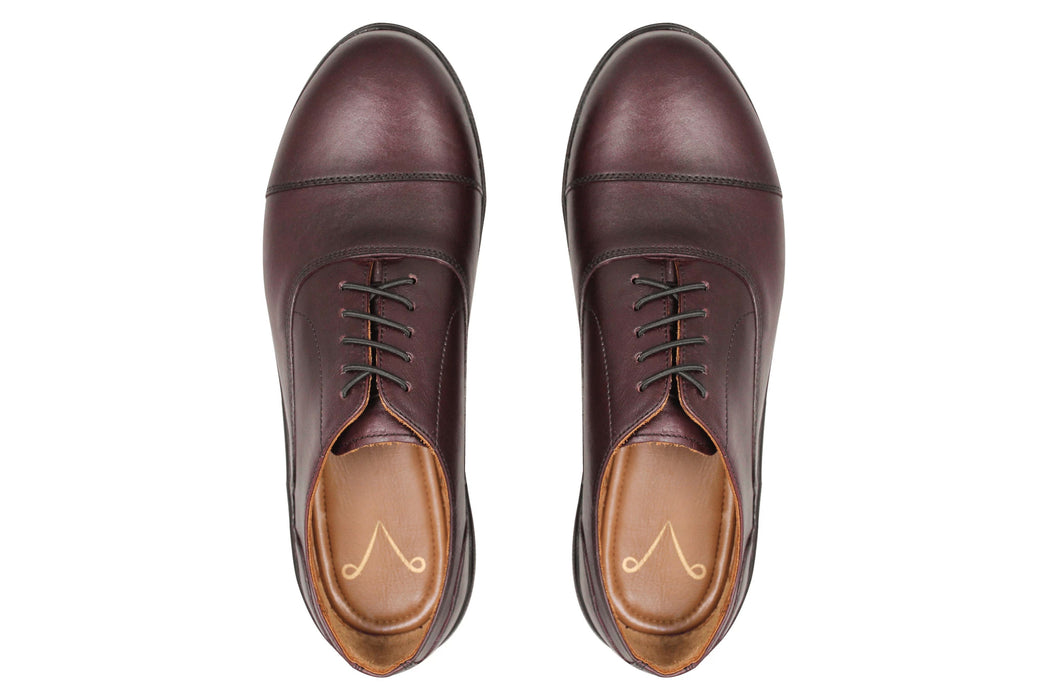 CARETS FER Cap-Toe - OxBlood