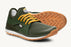Lems Mesa Mountain to Town Sock Fit Sneaker Mens - Forest