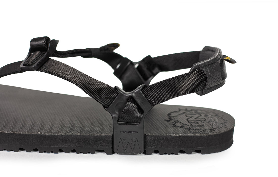 LUNA Oso 2.0  Winged Edition Hardcore Trail - Black