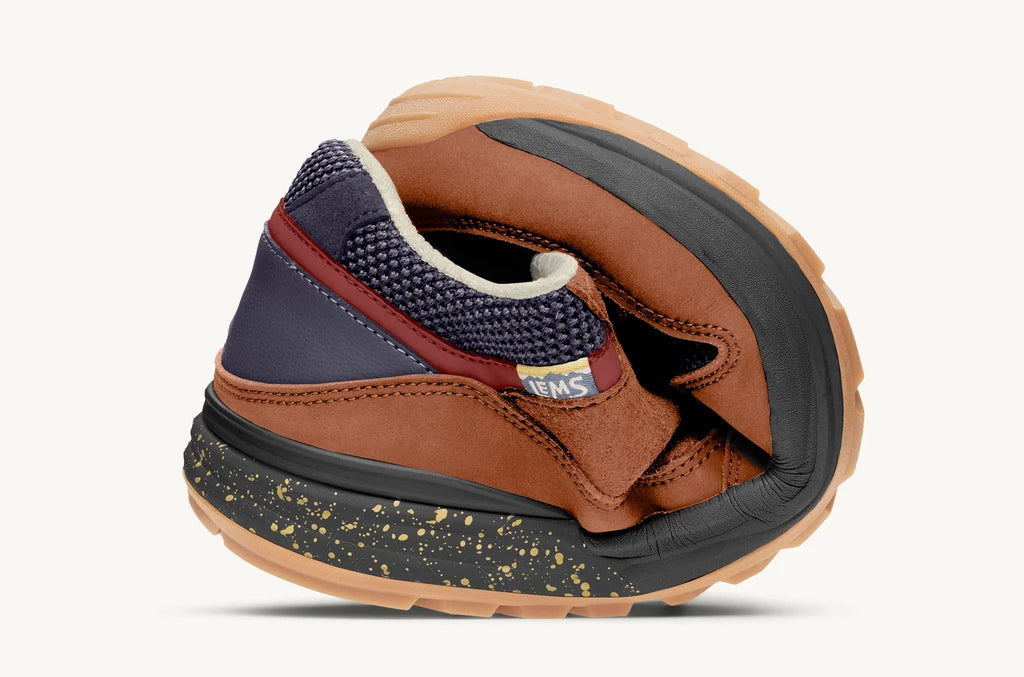 Lems Trailhead V2 Mountain to Town Retro Sneaker Mens - Sequoia