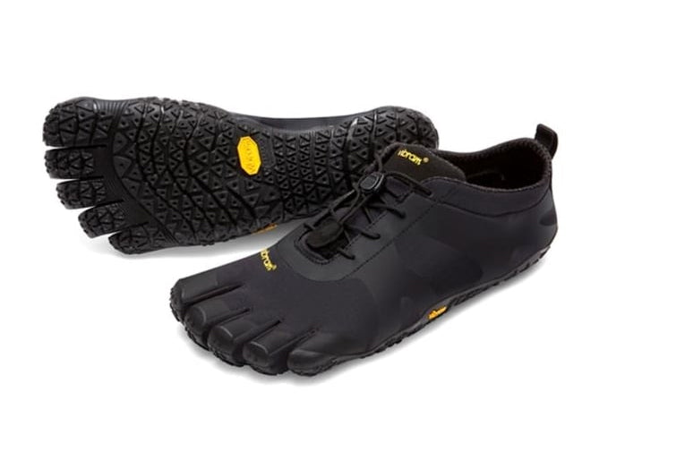 Vibram FiveFingers - V-Alpha Outdoor Trail Road Men - Black