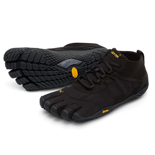 Vibram FiveFingers - V-Trek Trekking Off Road Run Lady - Black Black