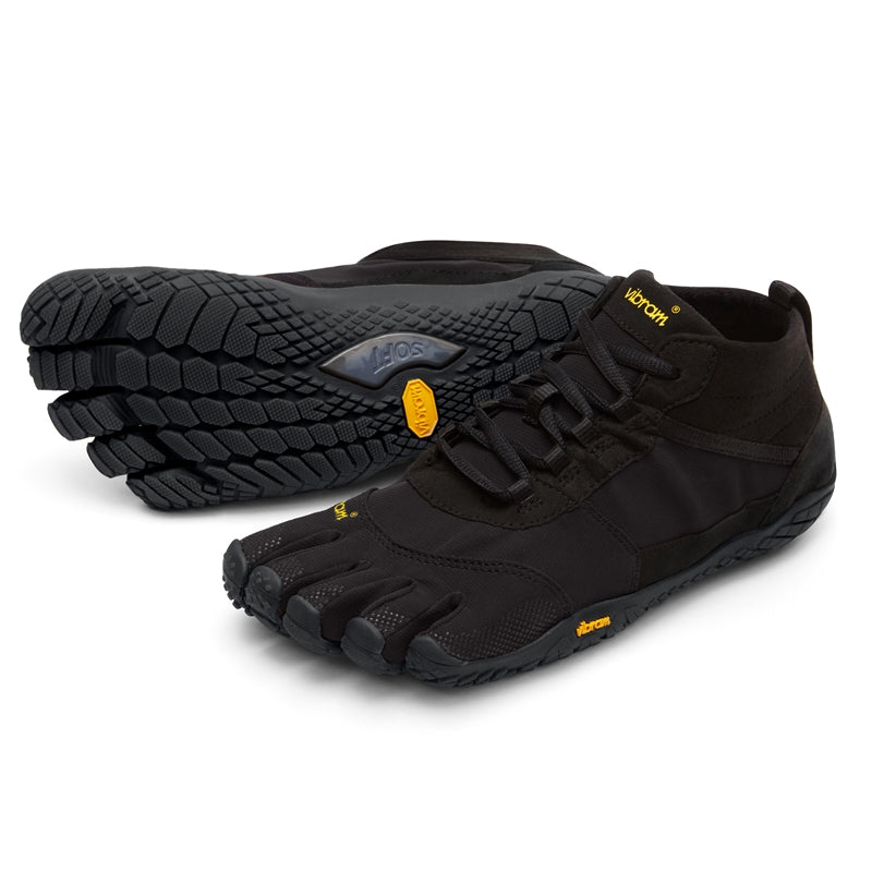 Vibram FiveFingers - V-Trek Trekking Off Road Run Mens - Black Black
