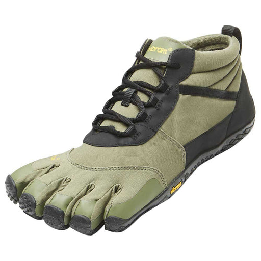 Vibram FiveFingers - V-Trek Insulated Barefoot 2021 VFF MENS - Military Black