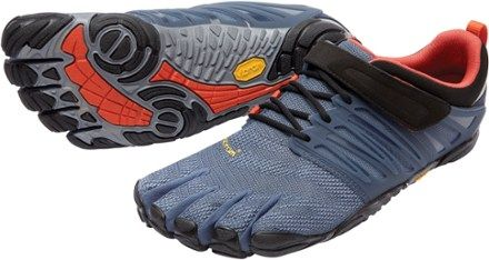 Vibram FiveFingers - V-Train Cross Fit Run Climb M - Blue/Black