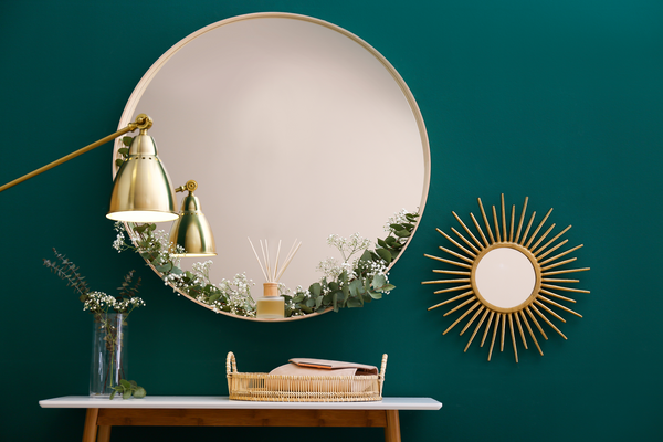 How to Make Your Small Space Seem Larger With a Decorative Mirror