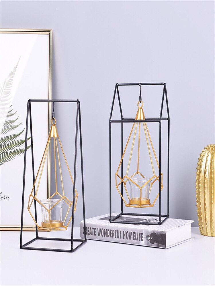 Crystal Candlelight Holders