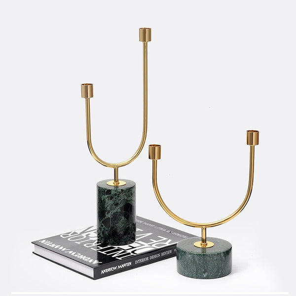 Bougeoir Retro Candle Holder