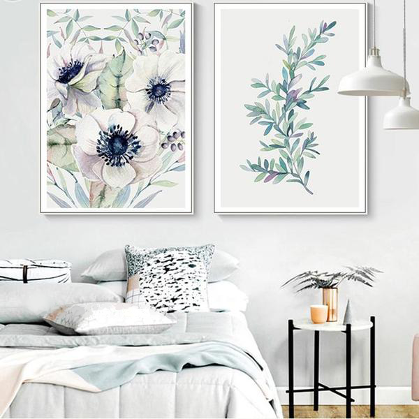 Ashe Succulent Pastel Print Collection
