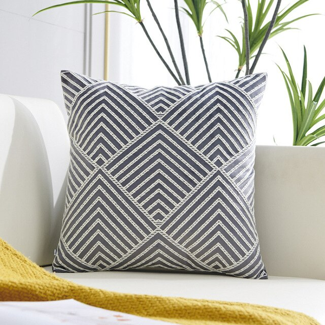 The Stripe Cushion Cover